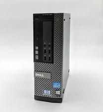 PC de bureau Dell avec windows 10 pour 8 Go maximale de la ram