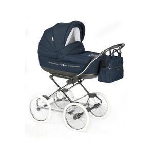 Exclusive Classic Roan Marita P-214 Baby Pram Retro Stroller Pushchair Buggy