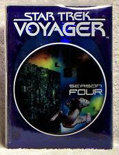 Star Trek: Voyager - The Complete Fourth Season (DVD, 2004, 7-Disc Set)