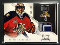 2013-14 Panini Rookie Anthology Luxury Suite Roberto Luongo Florida Panthers/199