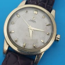 Vintage 1952 Omega Seamaster Automatic Bumper Cal 351 Ref 2577-11 Mens GF Watch