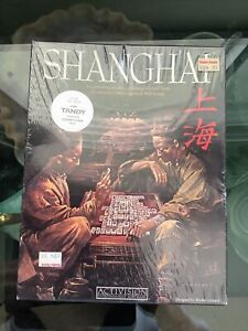 New Vintage 1986 Shanghai Game For Tandy Color Computer 128K