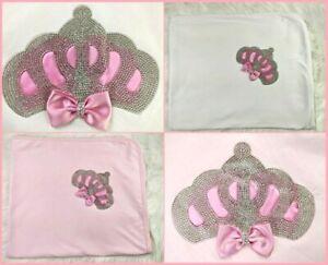 Baby Blankets For Girls Boys Soft Cotton  Crib Pram Car Seat