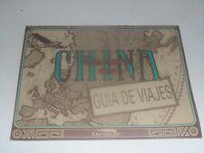 Heart of China Sierra...Cuaderno guia de viajes en Español