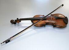 ANTICO VIOLINO Meinel & Herold EPOCA 1900 STRUMENTO MUSICALE OLD GERMAN VIOLIN
