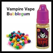 Vampire Vape *4 x 10ml - Bubblegum 6mg E-Liquid