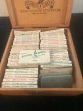 Vintage 1950s Astrology Reading Vending Machine Packets. Lot Of 40.