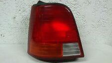 99 00 01 HONDA ODYSSEY LEFT DRIVER SIDE REAR CORNER TAIL LIGHT OEM TAILLIGHT