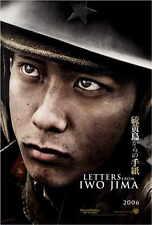LETTERS FROM IWO JIMA Movie POSTER 11x17 J Ken Watanabe Kazunari Ninomiya Shido