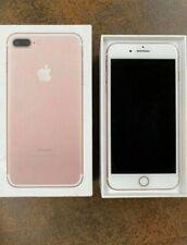 Apple iPhone 7 Plus 128GB Unlocked Rose Gold with box Pristine grade A+
