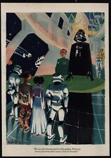 1977 STAR WARS - DARTH VADER Was REINCARNATED - HE WAS A CORVETTE IN OTHER LIFE