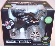 NIB NEW Shift3 The Black Series Thunder Tumbler Radio Controlled 360 Rally Car