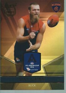 2017 Select Certified All Australian - Max Gawn - Melbourne - AA16