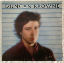 DUNCAN BROWNE (LP) Streets of Fire (1979, Sire Records SRK 6080) Promo Copy