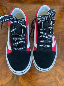 boys vans trainers Brand New. UK Size 13.