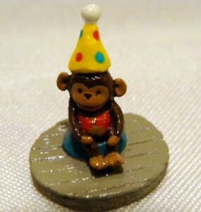 Wee Forest Folk Special Color Tiny Circus Monkey LTD