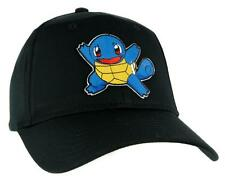Squirtle Pokemon Go Trainer Hat Baseball Cap Alternative Clothing Gotta Catch Em