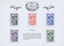 france 2014 Provence woman costume culture tradition ms 5v mnh **