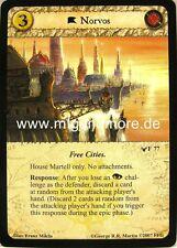 A Game of Thrones - 1x Norvos  #077 - Epic Battles