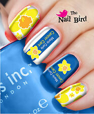 Nail Art Nail Decals Nail Transfers Natural/Acrylic - MARIE CURIE CANCER CARE