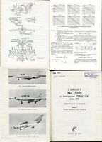MiG-21 1960 70s rare detail historical archive manual 'Fishbed' USSR Soviet