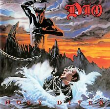 DIO - HOLY DIVER CD (1983) BLACK SABBATH, ELF, RAINBOW (COLLECTOR'S EDITION)