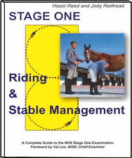 Very Good, Riding and Stable Management: Stage One: A Complete Guide to the Brit