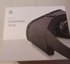 Google Daydream View (2017) Virtual Reality Charcoal Headset Version 2