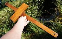 antikes Werkzeug um 1900 Tischler Schreiner Hobel Holzbearbeitung Sammlerstück