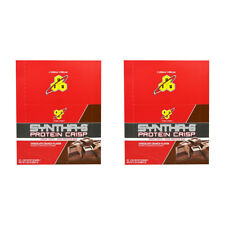 2X BSN SYNTHA-6 PROTEIN CRISP HIGH PROTEIN BAR DAILY BODY CARE SUPPORT HEALTHY