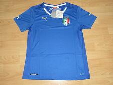 Authentic Puma Italia Italy Italian National Soccer Futbol Jersey Women's Large