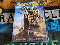 Transformers: Bumblebee (DVD, 2018) Free Shipping!