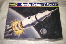Revel Model Kit Unused Apollo Saturn V Rocket Ship Mint in Box in bags