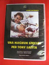 "FILM IN DVD :  ""UNA MAGNUM SPECIAL PER TONY SAITTA"" – Giallo, Canada 1976"