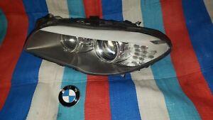 2011-2013 BMW 5 Series M5 F10 Left L Driver Xenon HID Headlight OEM COMPLETE LED