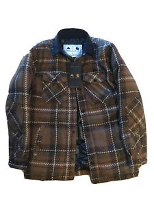 Burton X Carhartt WIP Gambrel Down Shacket Size Small XIII Coalition SOLD OUT