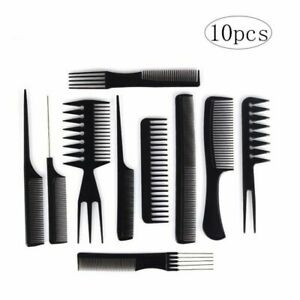 Salon Hairdressing Comb Hair Comb Styling Tools Barber Hair Cutting Shaver