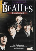 The Beatles - Unauthorized (DVD) OOP Good Times Release