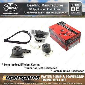 Gates Water Pump & Timing Belt Kit for Citroen Xantia X1 X2 Xsara ZX N2