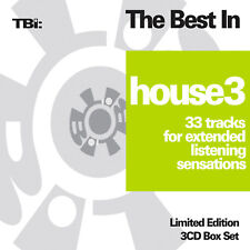 CD the best en House vol 3 de various 3cds