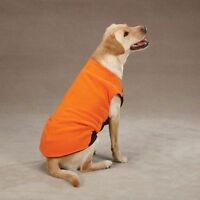Orange Hunting Ripstop Vest For Dog Pet Puppy Warm Coat Jacket Clothes SMALL