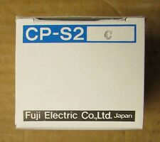 FUJI ELECTRIC CP S2C Circuit Protector Base Socket 2 Pole CP-S2C