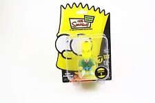"Bart Simpson 3"" Qee Keychain Collection Sleepy / Drunk / Dead Bart"