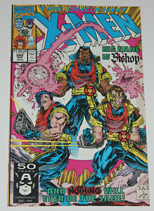 Uncanny X-Men #282 Marvel Bishop First 1st Appearance 1963 Series NM+ 9.6 Key