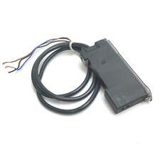 Omron E3X-DAB6-S Fiber Optic Sensor Amplifier, Supply: 12-24VDC, Output: NPN