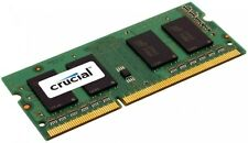 So-dimm 8gb 1600mhz Crucial Ddr3 Pc12800 certificate Apple retail