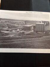 67-3 Ephemera 1990 Picture Quarry Workings At Sutton Under Bardon