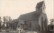 BR70417 saint james church long marston real photo    uk