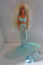 1991 Mermaid Barbie by Mattel -- with extra swimsuit