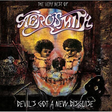 AEROSMITH Devil's Got A New Disguise The Very Best Of CD BRAND NEW